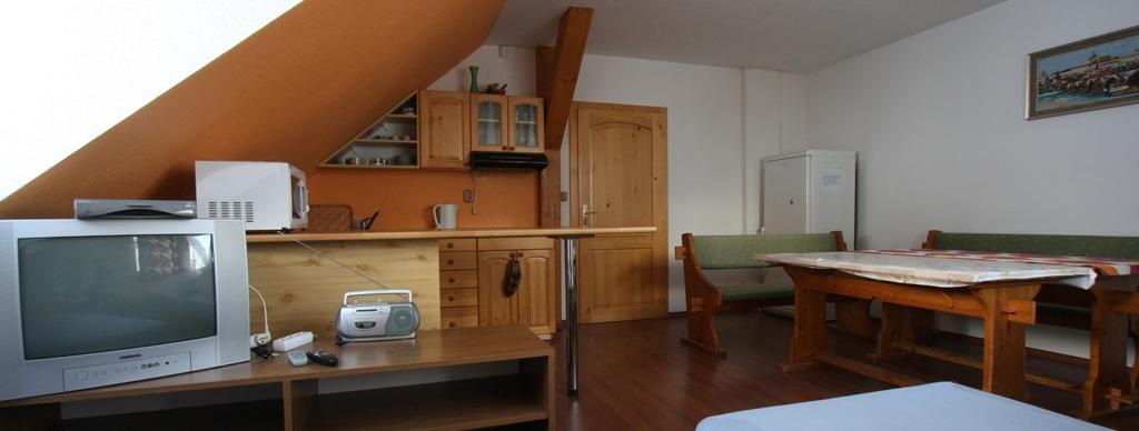 Apartmán Komfort